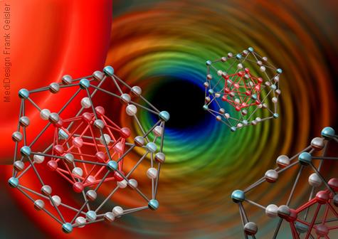 Illustration Medizin Nanomedizin Nanotechnologie